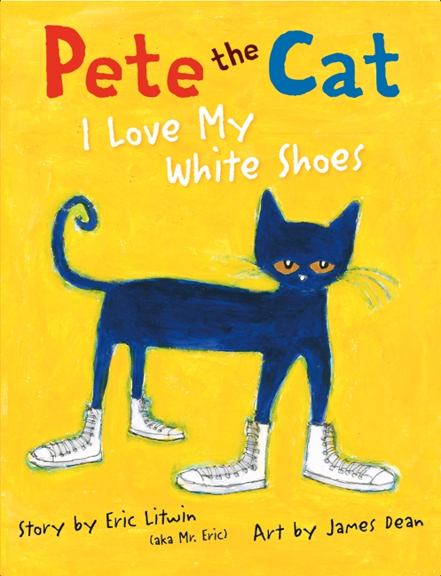 Pete white shoes